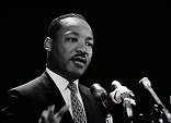 Image of Dr. Martin Luther King Jr., Christian Leader