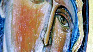 Icon of the Virgin Mary weeps - Locals fear catastrophe as archbishop declares 'sign from God'