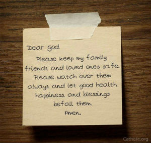 Your Daily Inspirational Meme: Dear God...