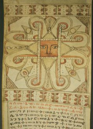 Why does the Catholic University of America have a collection of over 600 Ethiopian magic scrolls?