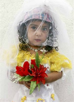 Child brides share heartbreaking stories - 2017 expects 12,000 brides as young as 6-years-old