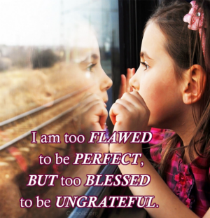 Your Daily Inspirational Meme: Too Blessed to be Ungrateful