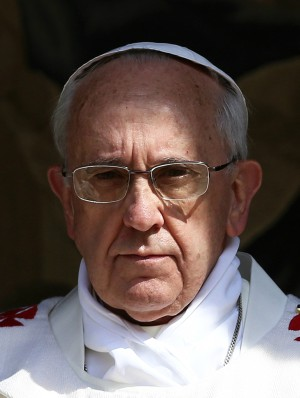 The Pope demands a zero tolerance policy for 2017