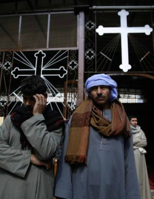 Egypt's Christians grieve fallen believers but hold tight to faith in the Lord
