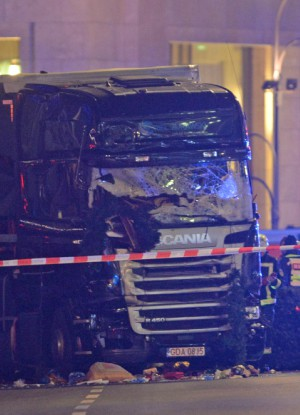 Glorifying terrorism or displaying history? Hijacked truck used by terrorist in Berlin's Christmas market to be placed as museum exhibit