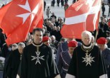 Image of The Knights of Malta continue their feud with the Vatican.