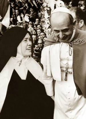 Will Sister Lucia be beatified?