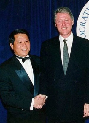 Clinton contributor, Johnny Chung makes revealing 'life insurance' video against the DNC over fear of assassination