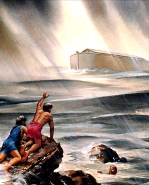 This is your warning - Scientists predict Biblical flood for California