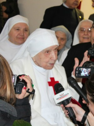 110-year-old nun shares the secret to a long life