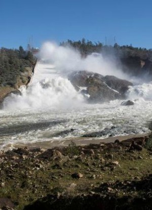Storm's a brewin'! Massive storm threatens to flood more than just the Oroville Dam