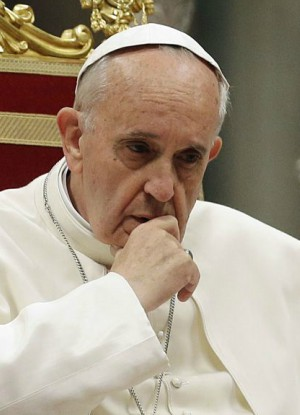 Pope Francis share how he handles the stresses of being the Pope.