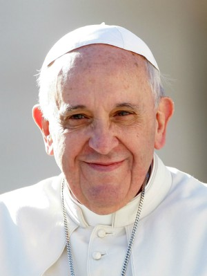 Pope Francis encourages us to boast...about Jesus!