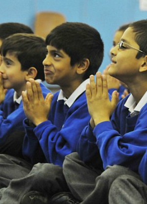 Why are there more Muslims than Christians in Britain's religious schools?