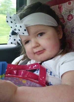 Pray for Alayna Jacobs - Innocent 4-year-old suffers deadly illness
