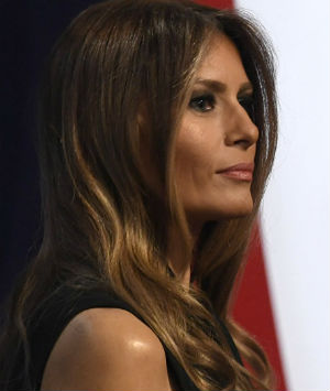 First Lady criticized for recitation of The Lord's Prayer