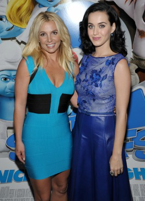 Britney Spears uses Bible verse as comeback in feud with Katy Perry