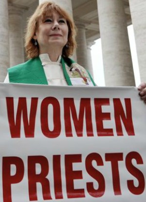Femenist legal scholars debate - Is the Catholic Church anti-women?