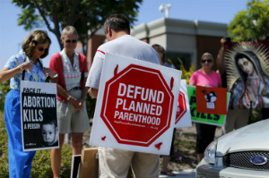 House rolls back Obama-era abortion rule, paves way for states to DEFUND abortion mills!