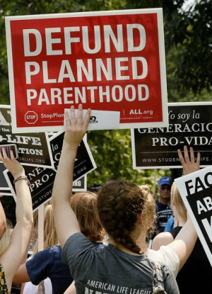 States are allowed to choose for themselves whether to defund Planned Parenthood.