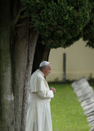 Pope: 'Time Is Running Out, We Must Act'