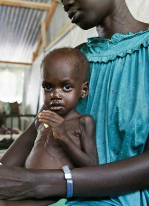 South Sudan has fertile land - So why are 5.5 MILLION PEOPLE starving?