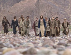 Complete a pilgrimage along the same roads Jesus and his disciples may have tread.