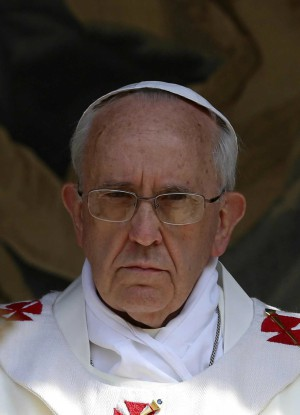 What warning did Pope Francis deliver to all Christians?