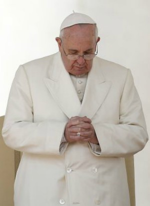 Pope Francis offers Westminster victims prayers and kindness