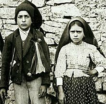 Pope Francis recognizes second miracle to Francisco and Jacinta Marto, witnesses to the Fatima Marian apparitions