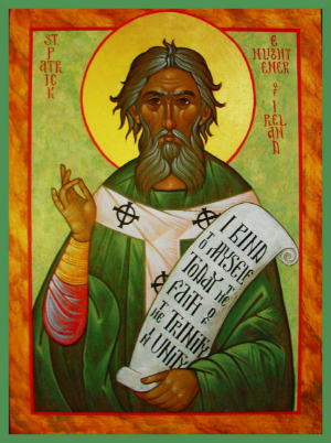Saint Patrick is a genuine hero, having changed the world for the better thanks to his devotion to God.