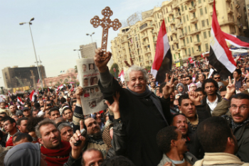 There are 9 million Coptic Christians in Egypt.