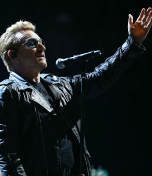 Bono thinks Christian artists need to be way more honest.