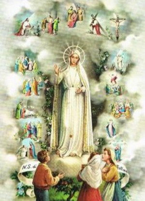 Who is Our Lady of Fatima, really?