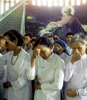 Vietnamese Catholics are the latest targets of a youth gang.