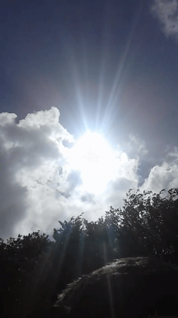 Thousands of people witnessed a Miracle of the Sun above Knock, Ireland on June 10.