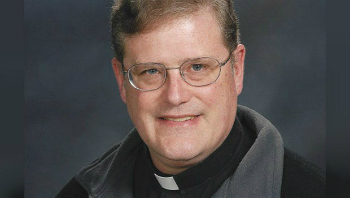Fr. William Aitcheson is no longer a member of the KKK, and has condemned the organization and his past. He has asked for a leave of absence amid the present crisis in our nation.