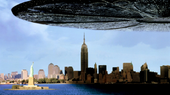 Is NASA preparing for an alien invasion?