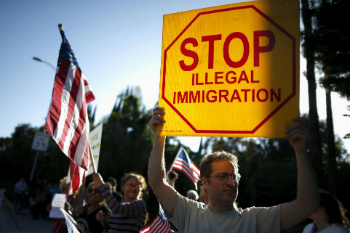 Like all other nations, the U.S. has the right to control immigration.