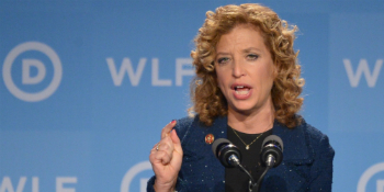 Debbie Wasserman Schultz (D-FL) has been accused of fraud and self-enrichment at the expense of impartiality. Voters are suing her and the DNC on the grounds they violated the DNC bylaws to favor Clinton over Sanders in 2016.