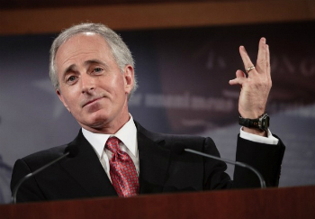 Sen. Bob Corker has not apologized for his actions. It is unknown if the will face a penalty for his sedition.