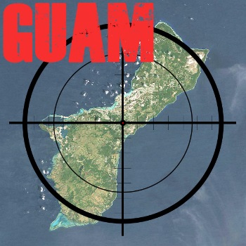 North Korea has announced it is targeting Guam.