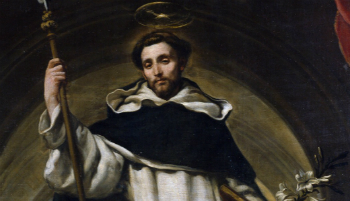 St. Dominic has a more important day on May 24.