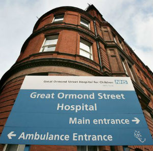 Charlie Gard was a patient at the Great Ormond Street Hospital.