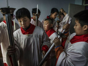 China has banned children from attending Church, even with their parents. But will this backfire?