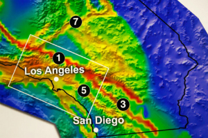 Simulations by the USGS suggest a major quake could devastate all of Southern California, from the Salton Sea to Bakersfield.