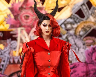 Turkish fashion designer, Dilara Findikoglu said she has a fascination with magic and the occult.