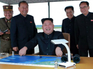 Kim Jong Un has pledged to detonate a hydrogen bomb over the pacific.