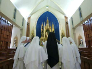 Dominican Sisters of Mary, Mother of the Eucharist have also appeared on games shows on the Oprah Winfrey show.