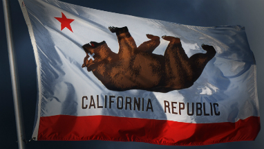 California has betrayed the Union.